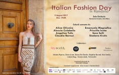 Italian Fashion Day in Romania